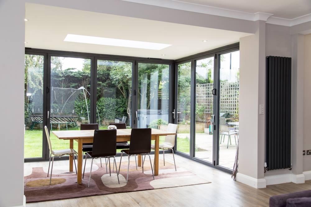 Klosen Aluminium Bifold Doors