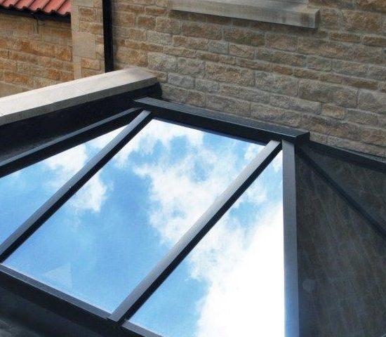 Aluminium Rooflight Peterborough