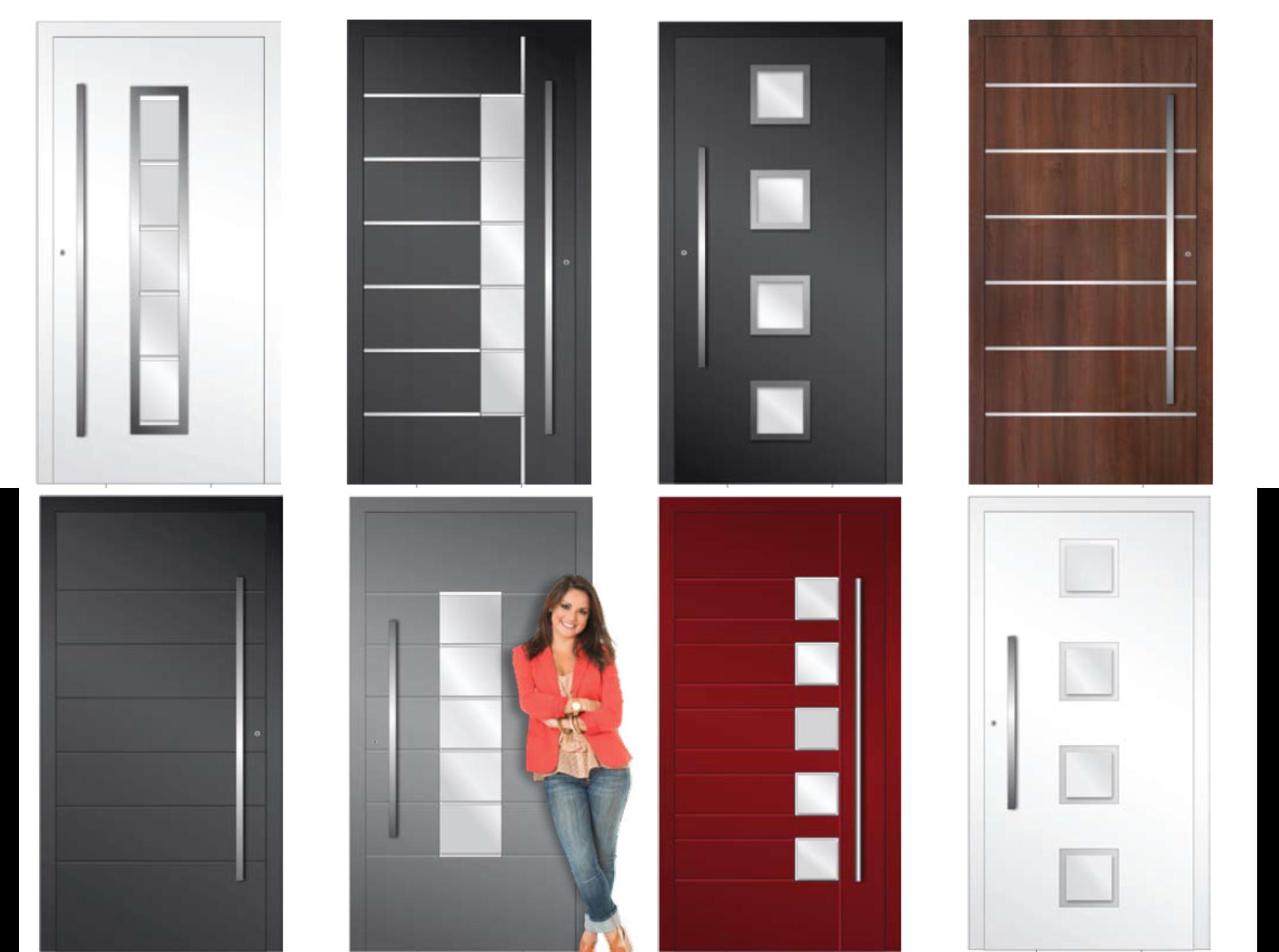 Klosen Door Panel & Bonded Aluminium Front Doors - Klosen UK