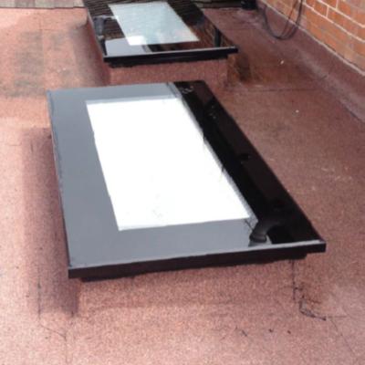Flat Aluminium Rooflight