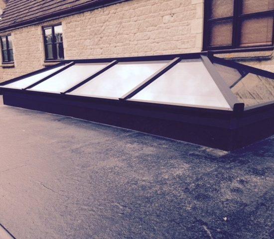 Aluminium Lantern Rooflight