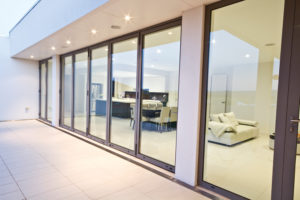 contemporary interior open plan design