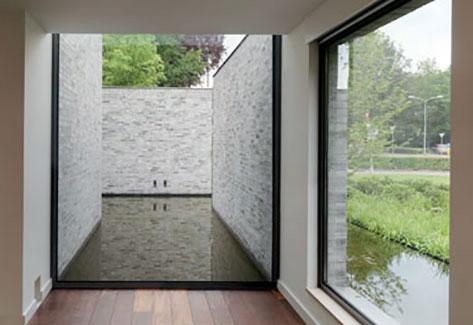 slimline window inside