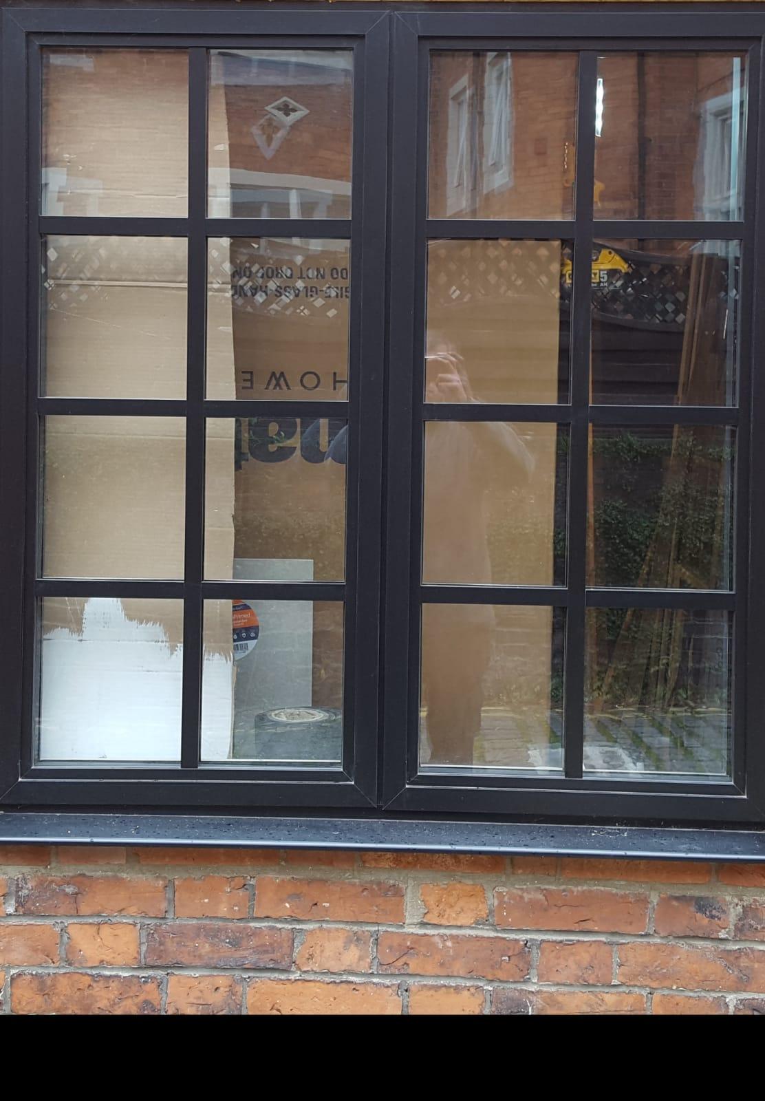 Queen Street Windows